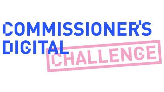 Commissioner's Digital Challenge logo