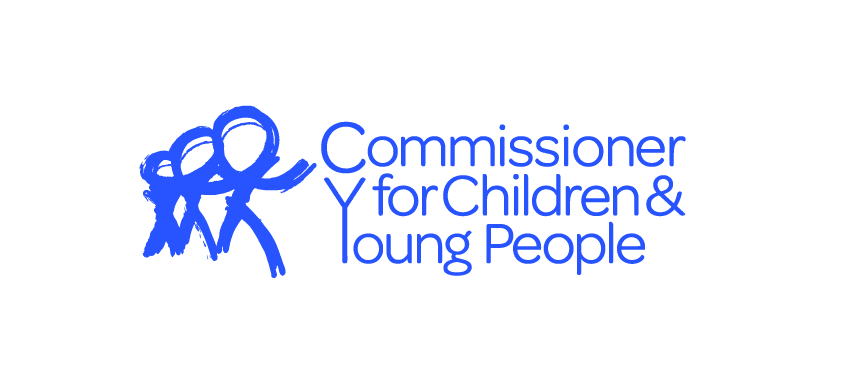 Commissioner for Children and Young People logo