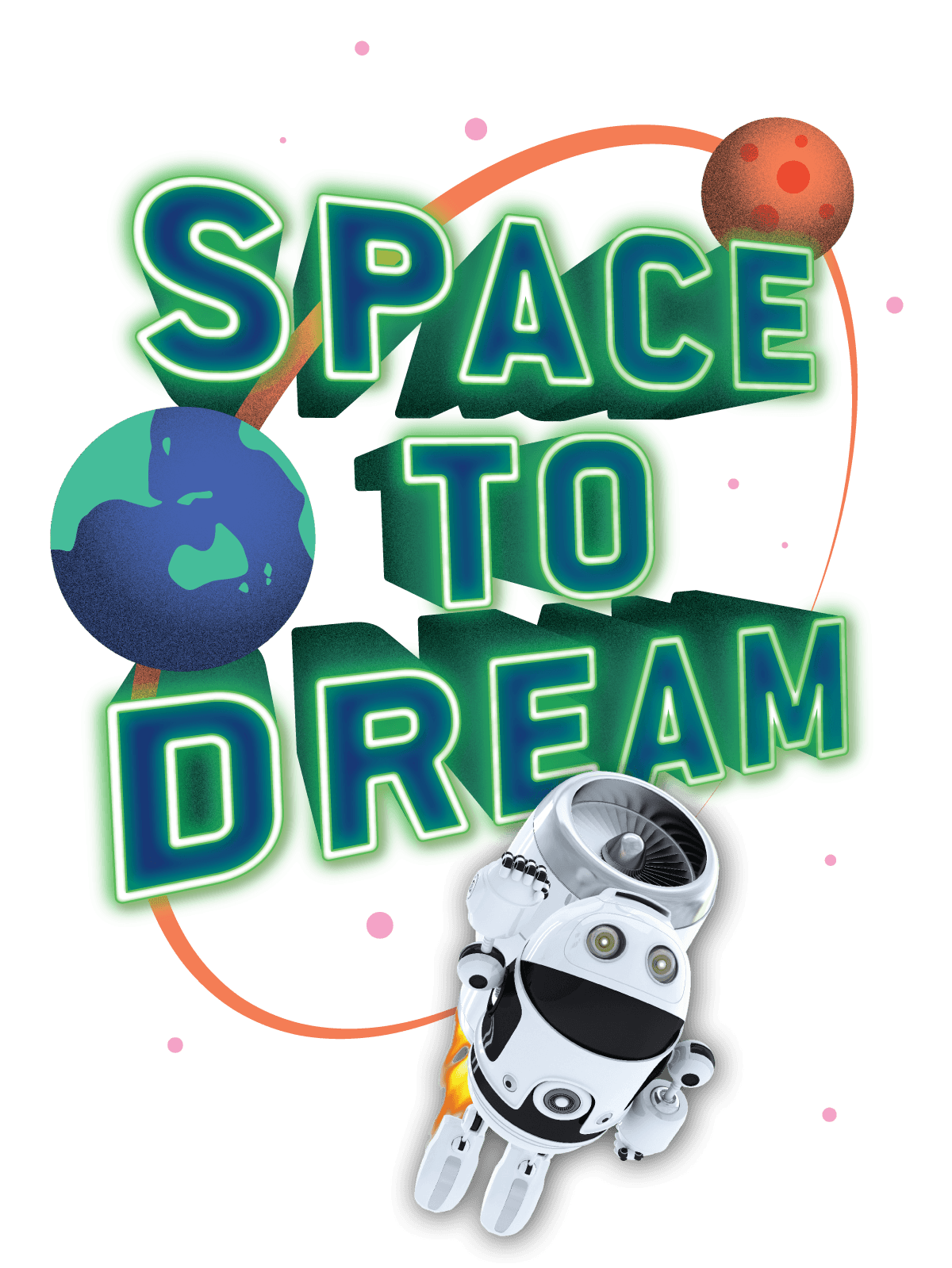 Space to Dream - Design Thinking image