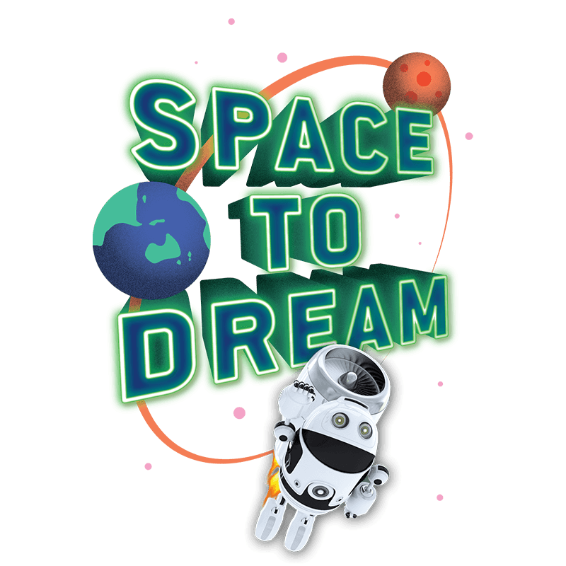 Space to dream logo